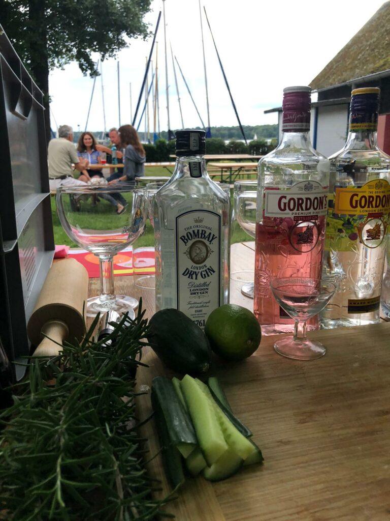 DBYC Sommerfest - 08/2021 - Cocktailstand